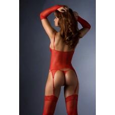 Bardot Suspender Corset Set